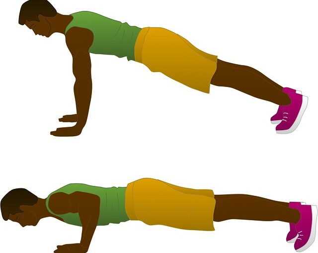 100 Pushups A Day