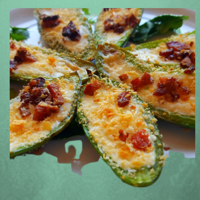 Calories In Jalapeno Poppers